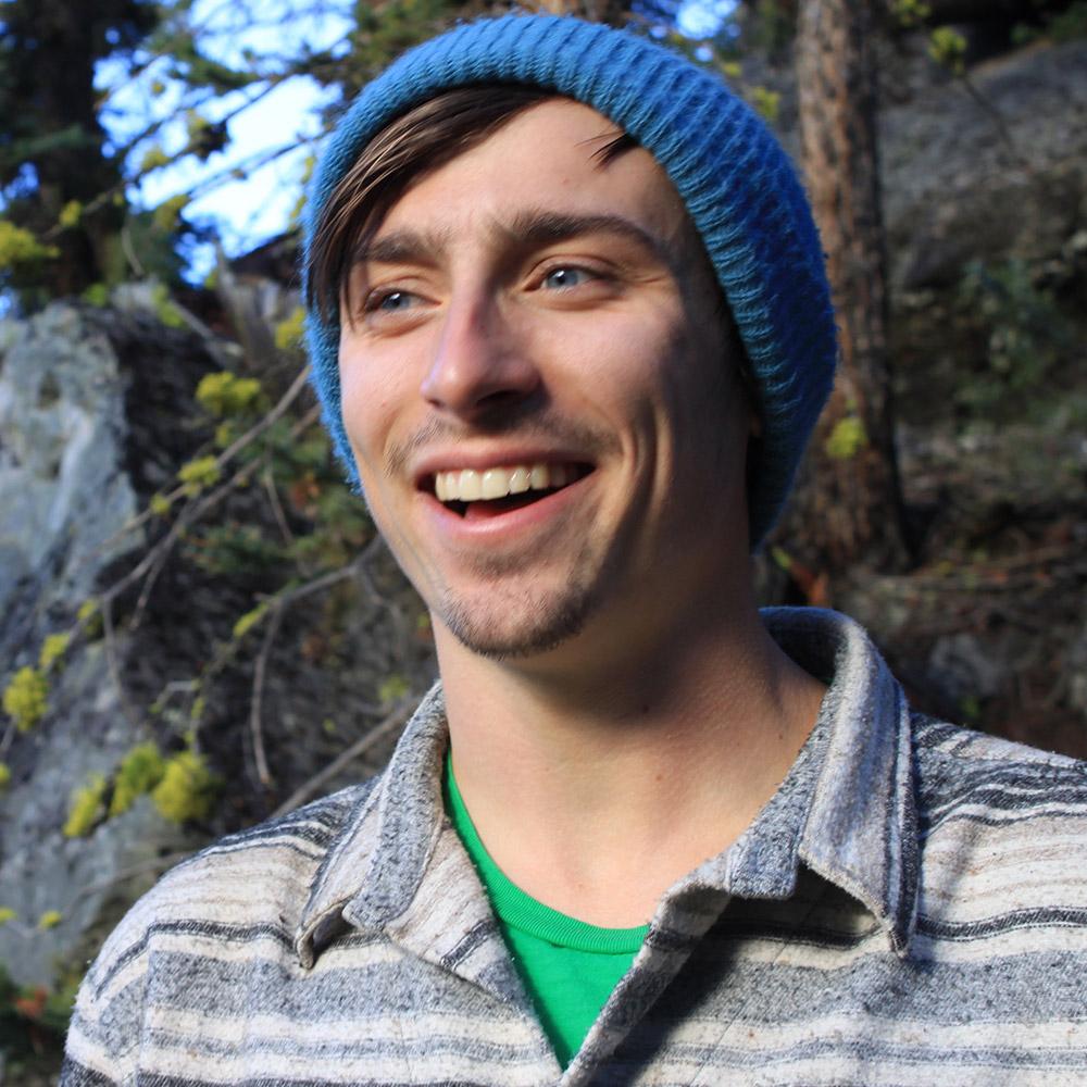 Taylor Clark, UBC Okanagan Geography Student