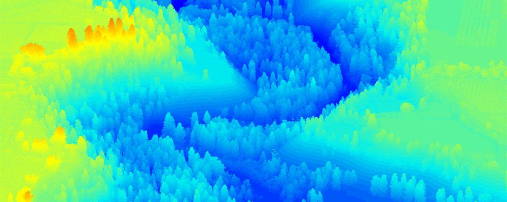 Lidar Landscape image